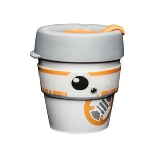 Kubek z pokrywką KeepCup Star Wars BB8, 227 ml