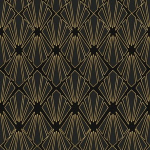 Tapeta GAP Gold Geometry, 52 x 300 cm (3 rolki)