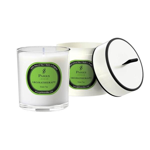 Świeczka o zapachu zielonej herbaty Parks Candles London