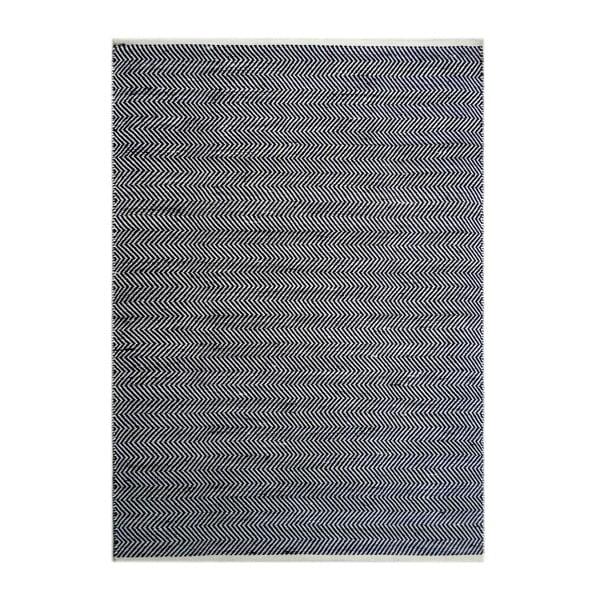 Dywan Spring 100 Black, 80x150 cm