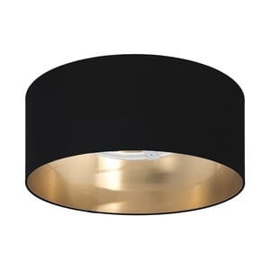 Lampa sufitowa Gold Inside Black