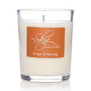 Świeczka o zapachu imbiru i gałki muszkatołowej Skye Candles Container, 12h