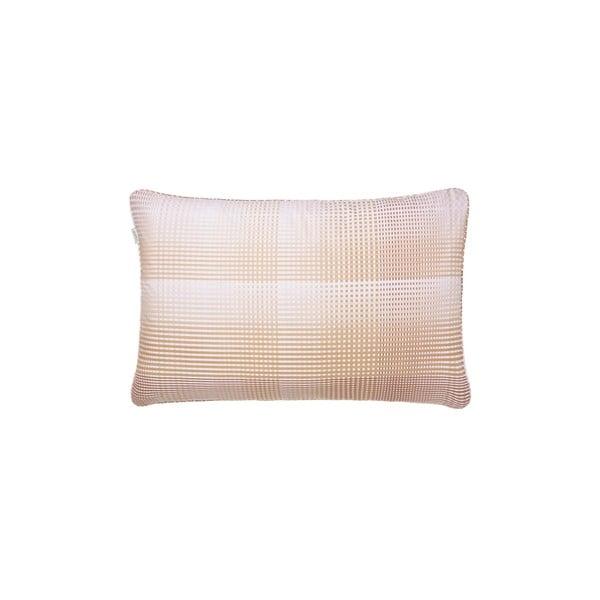 Poszewka na poduszkę Check Neutral, 50x75 cm
