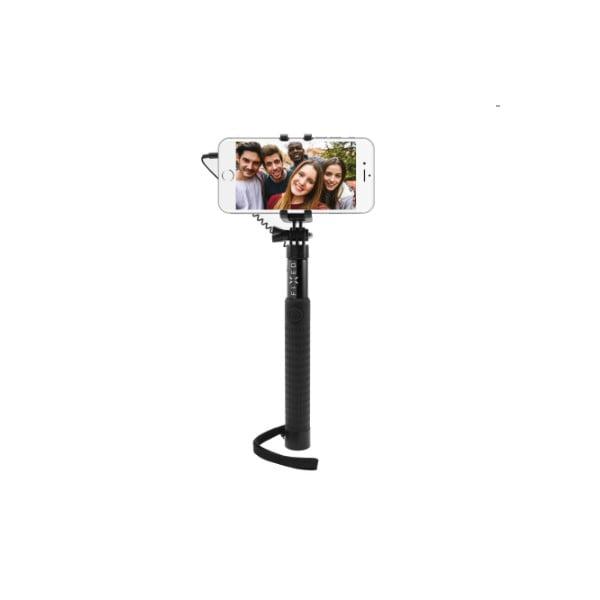 Selfie stick FIXED, czarny