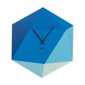 Zegar Timeshape Blue