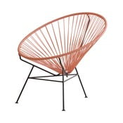 Fotel Condesa Dusty Pink