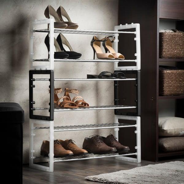 Sześciopiętrowy stojak na buty Compactor Shoe Rack