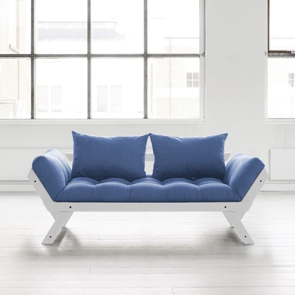 Sofa Karup Bebop Cool Grey/Royal