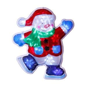 Świecąca dekoracja LED Multi Snowman