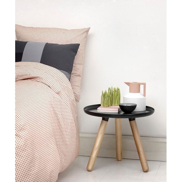 Stolik Tablo 50 cm, czarny