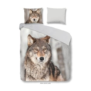 Pościel Good Morning Wolf, 140x200 cm