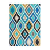 Dywan Flair Rugs Flame Teal, 120x170 cm