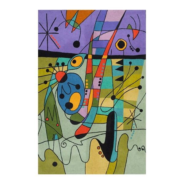 Dywan Miro Carnival Purple, 150x90 cm