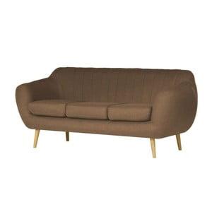 Sofa trzyosobowa Azzure Sawana Brown