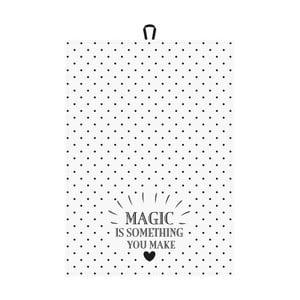 Ścierka kuchenna Miss Étoile Magic, 50x70 cm