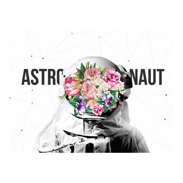 Obraz na płótnie Astronaut, 60x60 cm