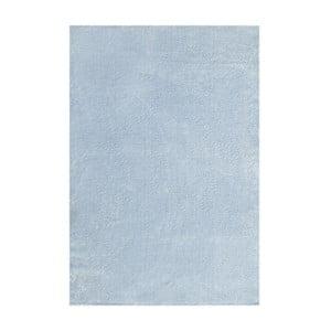 Niebieski dywan dziecięcy Happy Rugs Small Man, 120x180 cm