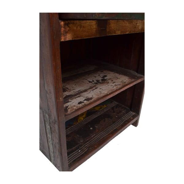 Komoda drewniana Goa, 61 cm
