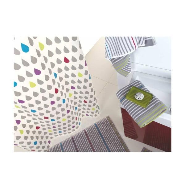 Zasłona prysznicowa Sorema Drop, 180x200 cm