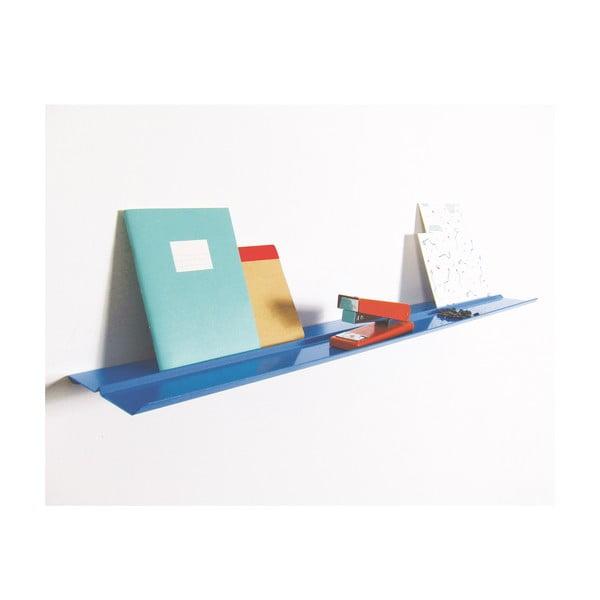 Półka ścienna Tab Shelf by Phil Procter, niebieska