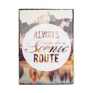 Obraz Graham & Brown Scenic Route,50x70cm