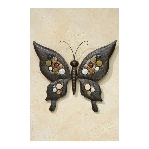 Dekoracja naścienna Butterfly Nizza