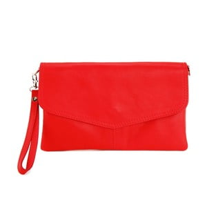 Skórzana torebka Masienne Rosso