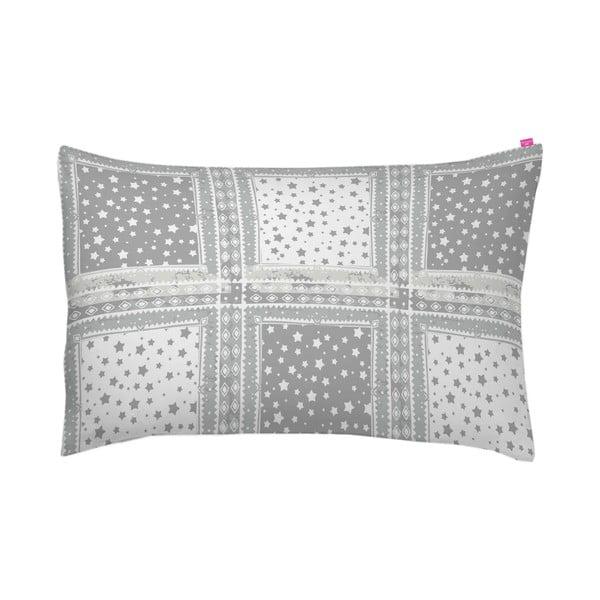 Poszewka na poduszkę Bandana Gris, 50x70 cm