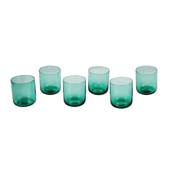 Zestaw 6 szklanek Venice Blue