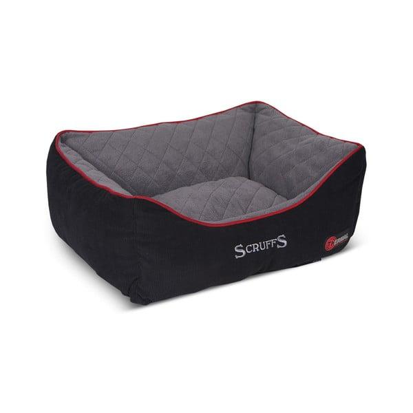 Legowisko dla psa Thermal Bed 50x40 cm, czarne