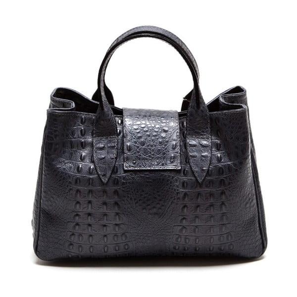 Skórzana torebka Isabella Rhea 614 Grigio