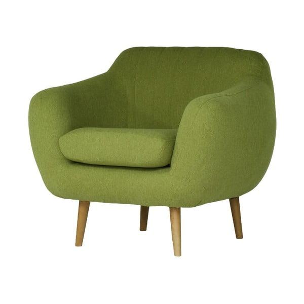Fotel Azurre Oslo Green