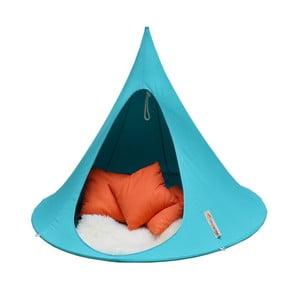 Jasnoniebieski 2-osobowy namiot wiszący Cacoon Double