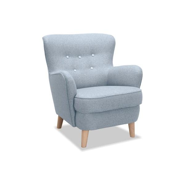 Srebrny fotel Vivonita Eden