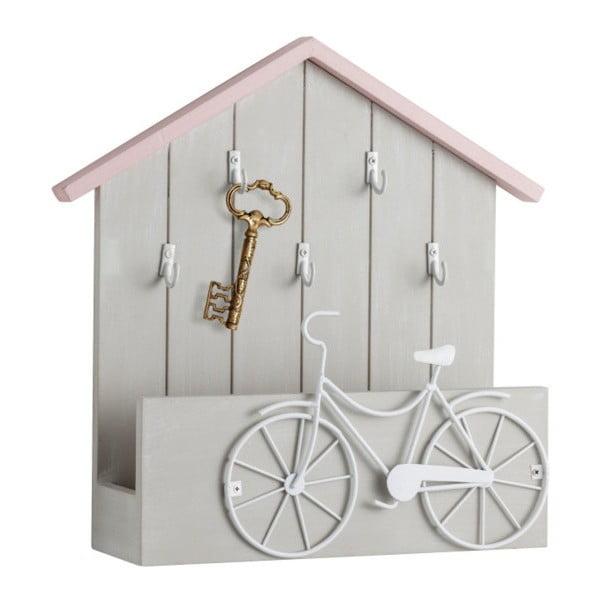 Wieszak   na klucze z półeczką Brandani Bicicle