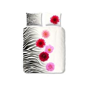Pościel Dahlias Pink, 140x200 cm