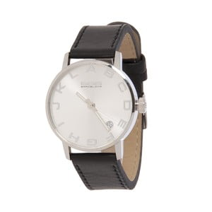 Damski zegarek Alphabet Lady Leather Black