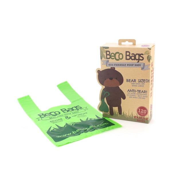 Zestaw 120 woreczków na odchody Deco Bags