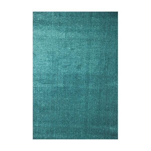 Turkusowy dywan Eco Rugs Young, 120x180cm