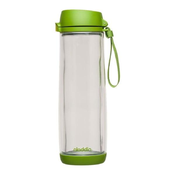 Szklana butelka Aladdin 0.53 l, zielona