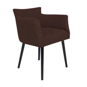 Brązowy fotel BSL Concept Adam