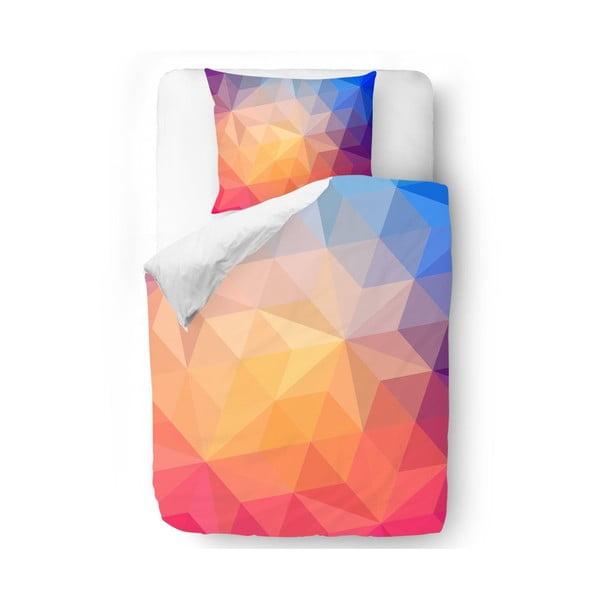 Pościel Rainbow Origami, 140x200 cm