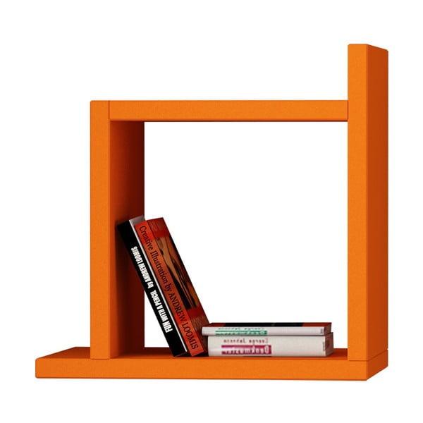 Półka Kutu, pomarańczowa