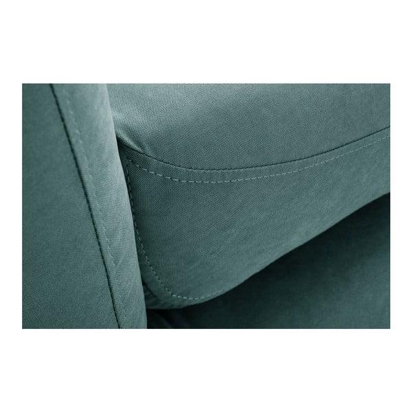 Sofa trzyosobowa Constellation Turquoise/Anthracite/Anthracite