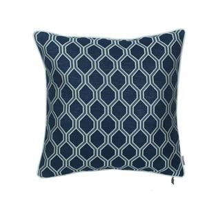 Niebieska poszewka na poduszkę Apolena Mae, 43x43 cm