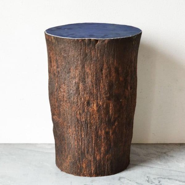 Palmowy stolik Blue