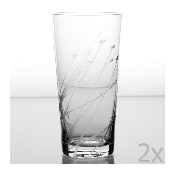 Zestaw 2 szklanek Sitowie 480 ml