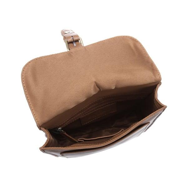 Damska torba skórzana Seraphina Biscuit