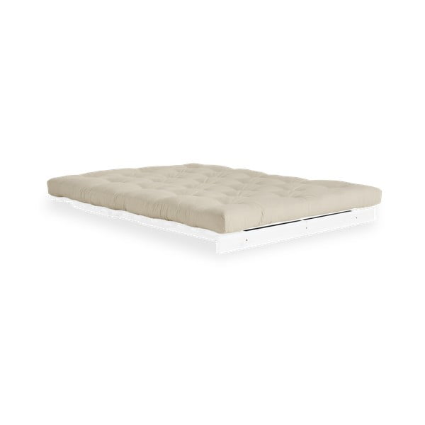 Sofa wielofunkcyjna Karup Design Roots White/Beige