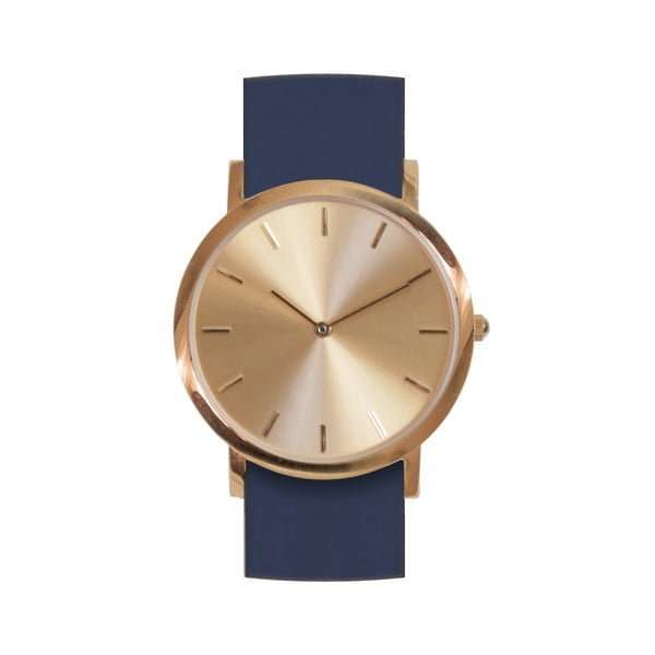 Niebieski zegarek Analog Watch Co. Classic